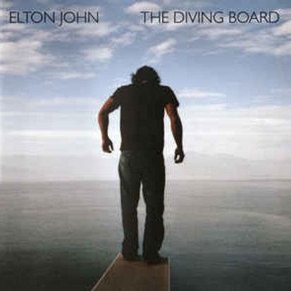 Cd Elton John The Diving Board