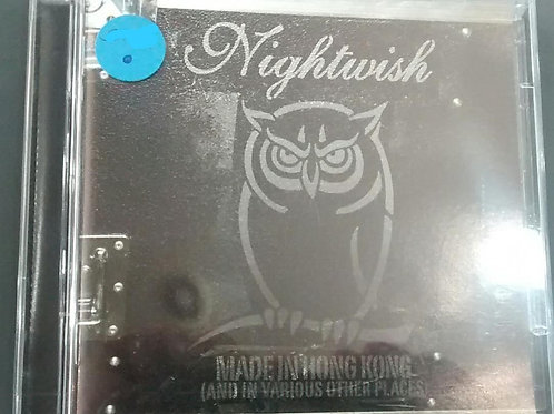 Cd Usado Nightwish Made in Hong Kong