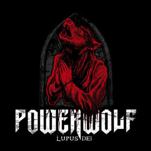 Cd Powerwolf Lupus Dei
