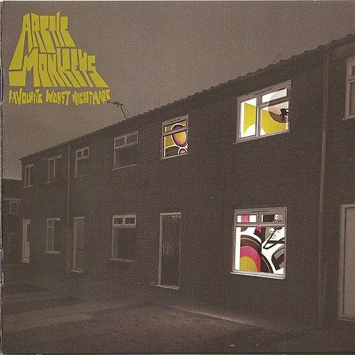 Cd Arctic Monkeys Favourite Worst Nightmare Importado Arg