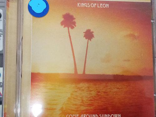 Cd Usado Kings of Leon Come Around Sundown