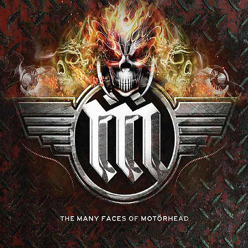 Cd Motorhead The Many Faces Of Motorhead Triplo