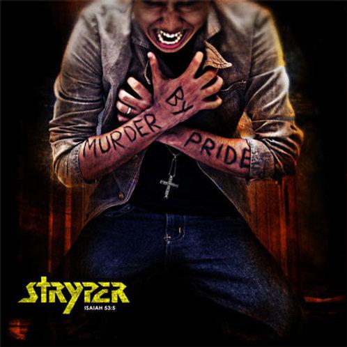 Cd Stryper Isaiah 53:5 Murder By Pride