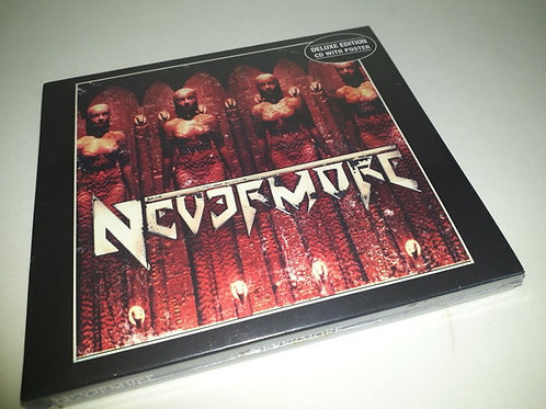 Cd Nevermore Nevermore Deluxe Com Poster