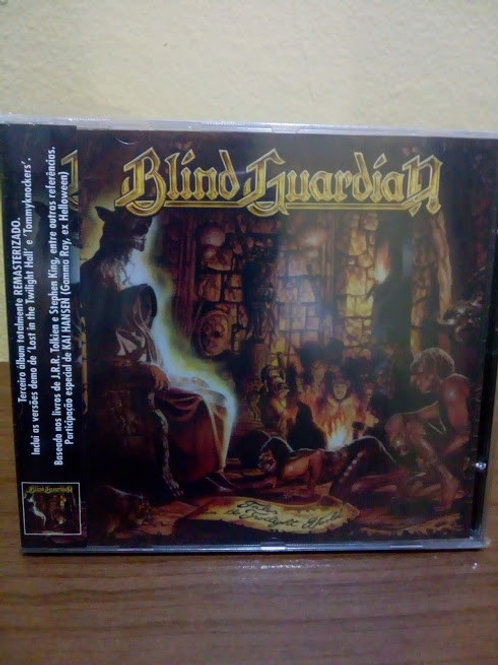 Cd Blind Guardian Tales From The Twilight Hall Novo Lacrado