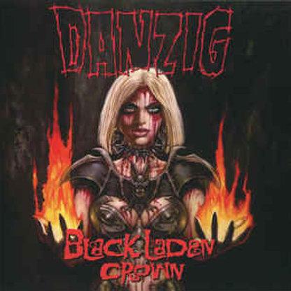 Cd Danzig Black Laden Crown