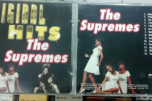 Cd Usado The Supremes Original Hits