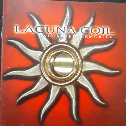 Cd Lacuna Coil Unleashed Memories Com Bônus