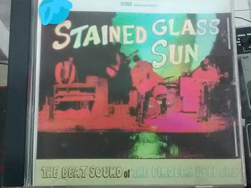 Cd Usado Finders Keepers Stained Glass Sun