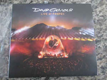 Cd David Gilmour Live At Pompeii Digipack Duplo