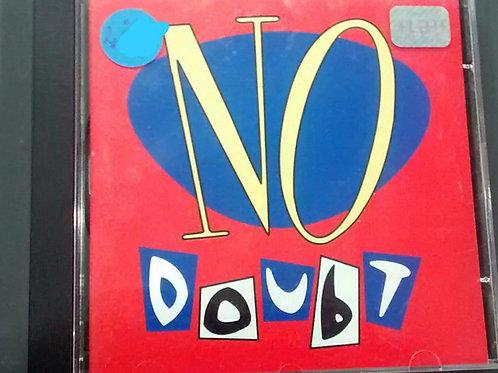Cd Usado No Doubt No Doubt