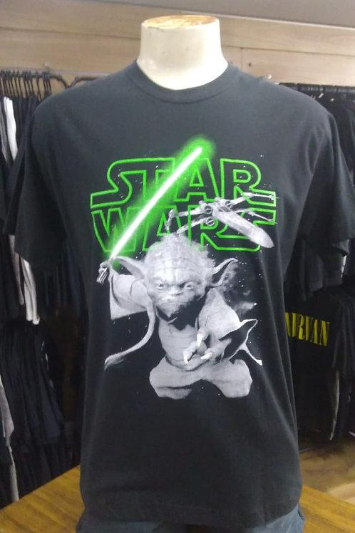 Camiseta Star Wars Yoda V0001