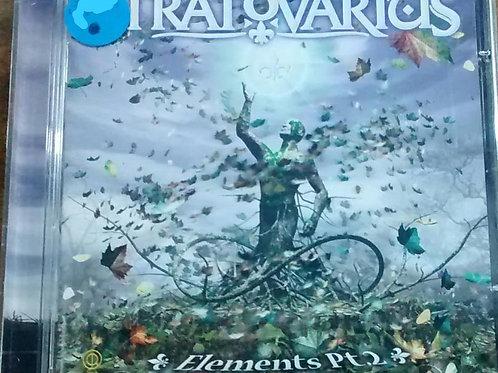 Cd Usado Stratovarius Elements Pt 2
