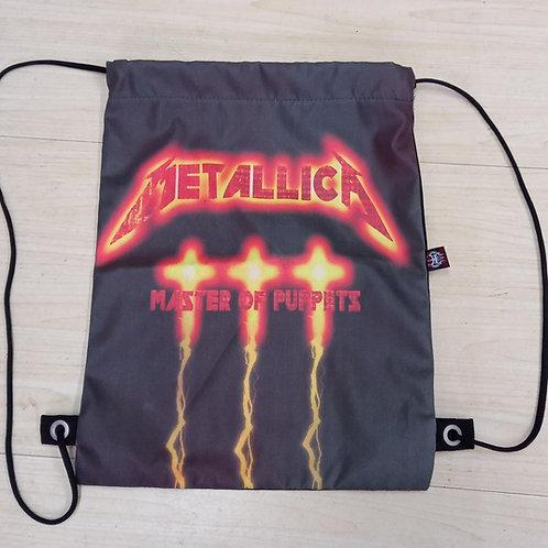 Bag Sacola Metallica Master Of Puppets GBL 006
