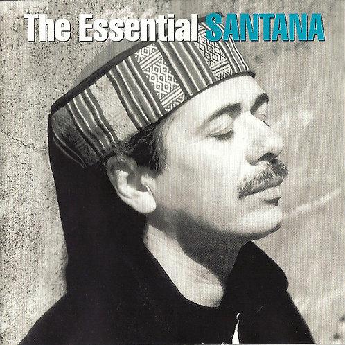 Cd Santana The Essential