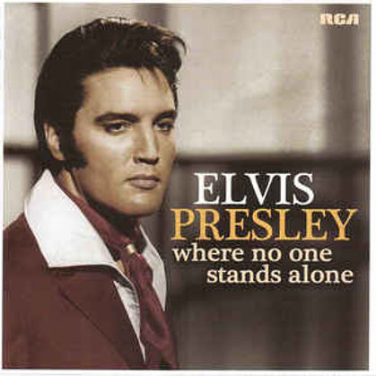 Cd Elvis Presley Where No One Stands Alone