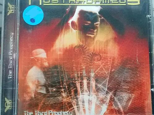 Cd Usado Nostradameus The Third Prophecy