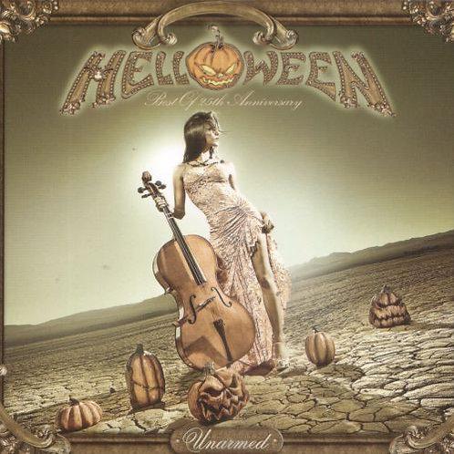 Cd Helloween Unarmed Best Of 25th Anniversary Digipack