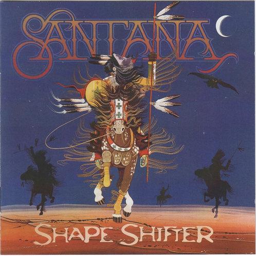 Cd Santana Shape Shifter