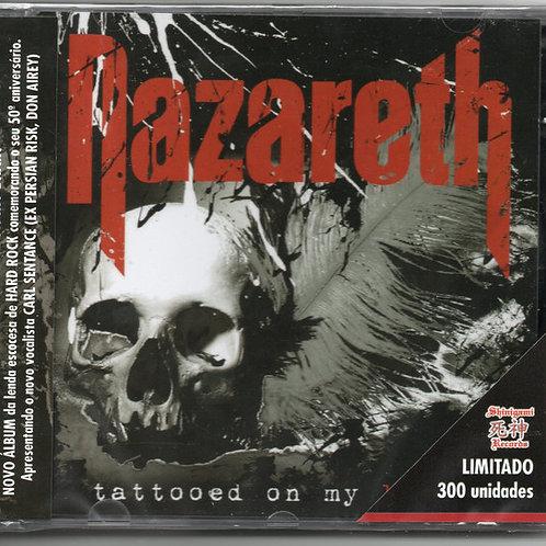 Cd Nazareth Tattooed On My Brain