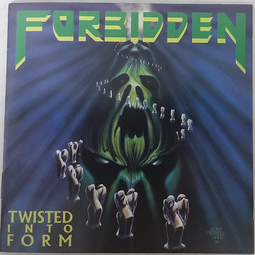 Cd Forbidden Twisted Into Form