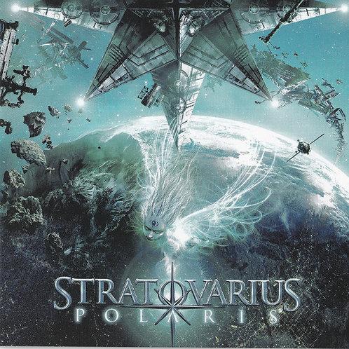Cd Stratovarius Polaris Novo Lacrado Com OBI