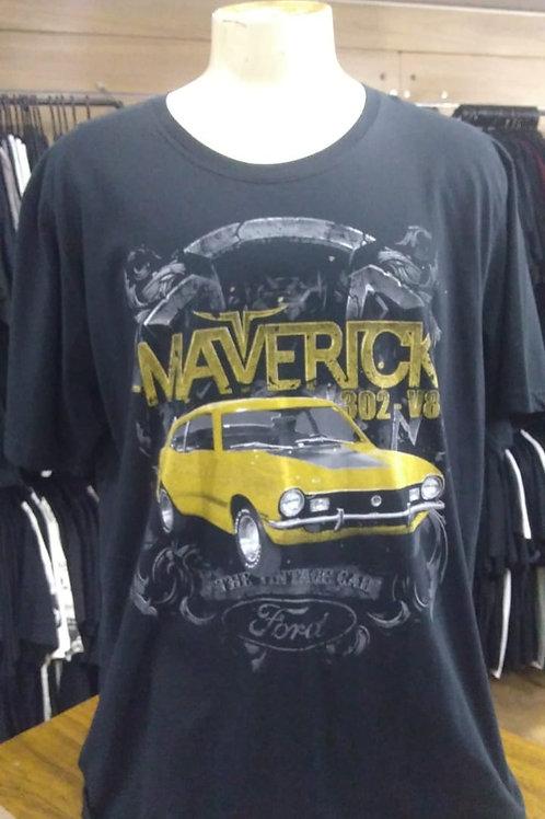 Camiseta Maverick Carro HCD20