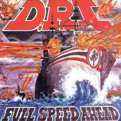 Cd D.R.I Full Speed Ahead