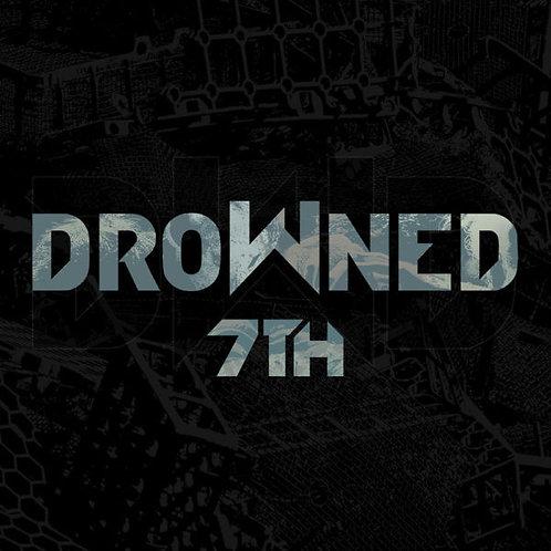 Cd Drowned 7th Digipack