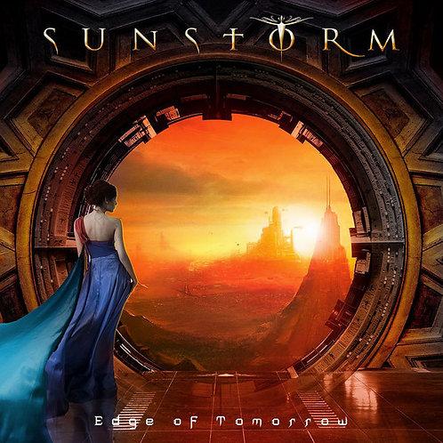 Cd Sunstorm Edge of Tomorrow