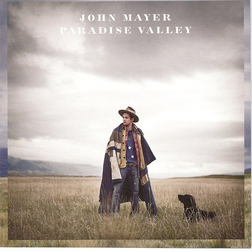 Cd John Mayer Paradise Valley