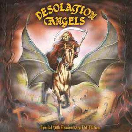 Cd Desolation Angels Special 30th Anniversary LTD Edition Duplo