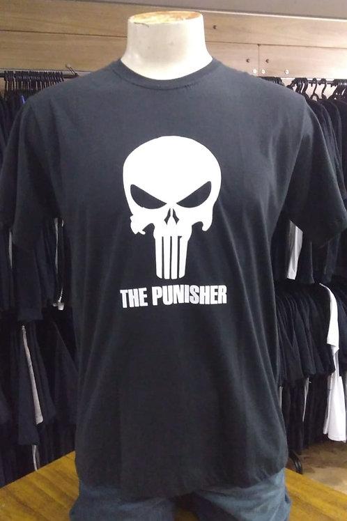 Camiseta Justiceiro El Elyon EEJCTP01