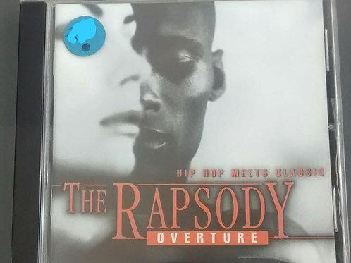 Cd Usado The Rapsody Overture  Vários