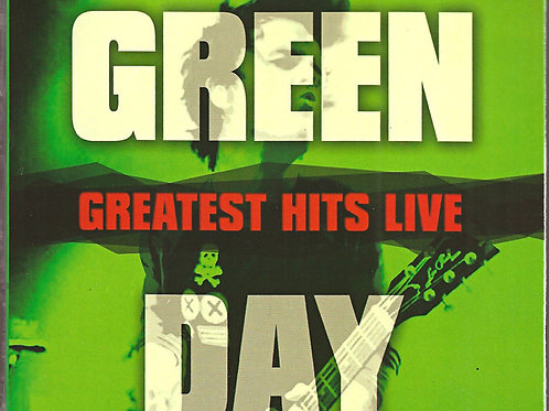 Cd Green Day Greatest Hits Live