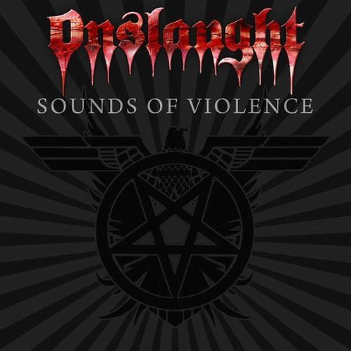 Cd Onslaught Sounds Of Violence