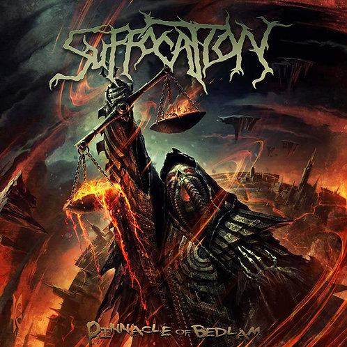 Cd Suffocation Pinnacle of Bedlam Slipcase