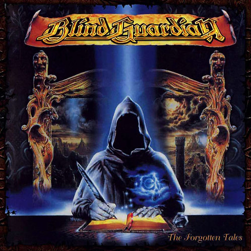 CD Blind Guardian The Forgotten Tales