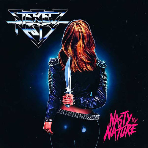 Cd Stereo Nasty Nasty By Nature