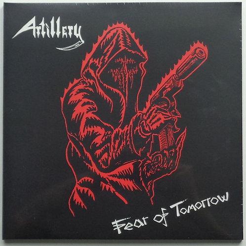 Cd Artillery Fear Of Tomorrow Slipcase
