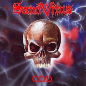 Cd Saint Vitus C.o.d.
