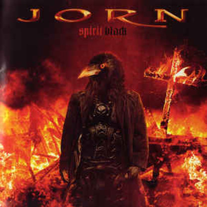 Cd Jorn Spirit Black