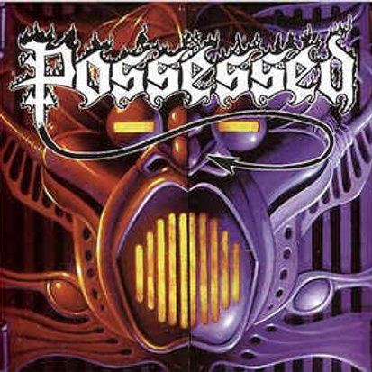 Cd Possessed Beyond The Gates / The Eyes Of Horror IMPORTADO