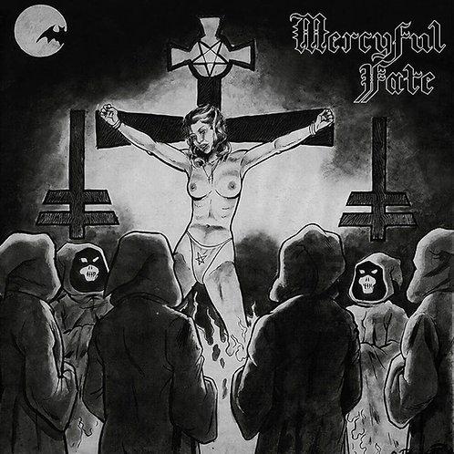 Cd Mercyful FateNuns Have No Fun Digisleeve Réplica LP