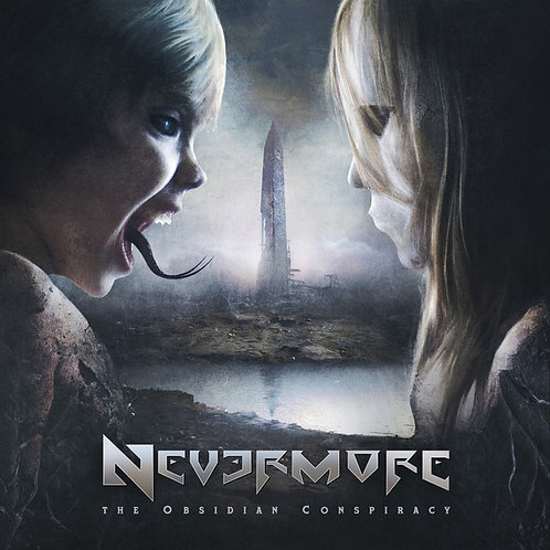 Cd Nevermore The Obsidian Conspiracy