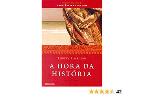 Livro Usado A Hora Da História Thrity Umrigar 0313