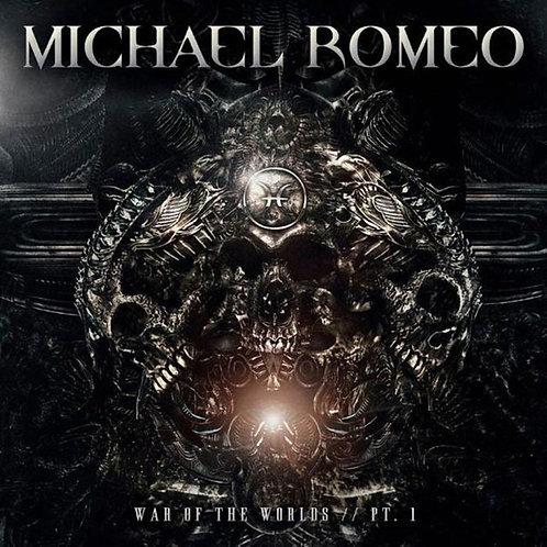 Cd Michael Romeo War Of The Worlds PT 1