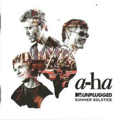 Cd A-ha Unplugged Summer Solstice Duplo