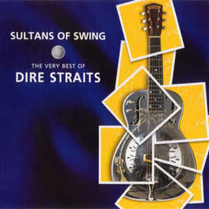 Cd Dire Straits Sultants of Swing The Very Best of Dire Straits
