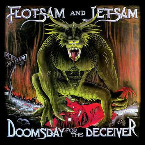 Cd Flotsam And Jetsam Doomsday for the Deceiver Importado